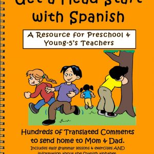 Spanish Steps - Get a Head Start With Spanish