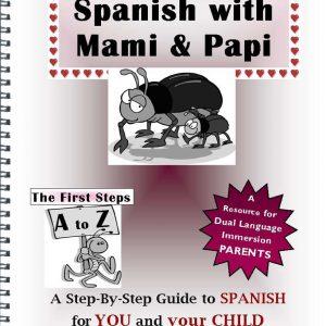 Spanish Steps - Spanish With Mami & Papi A-Z