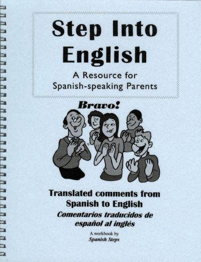 Spanish Steps - Step Into English
