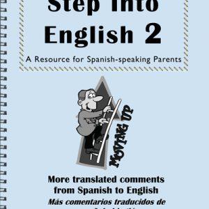 Spanish Steps - Step Into English II