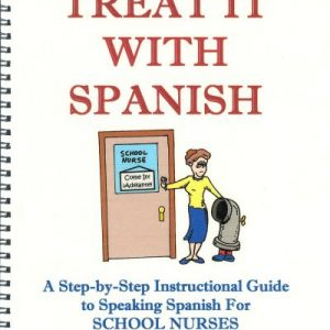 Spanish Steps - Treat It With Spanish Workbook
