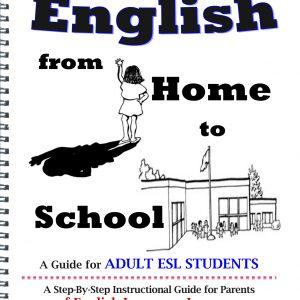 Spanish Steps - English From Home to School